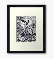 Iconic FW Framed Print