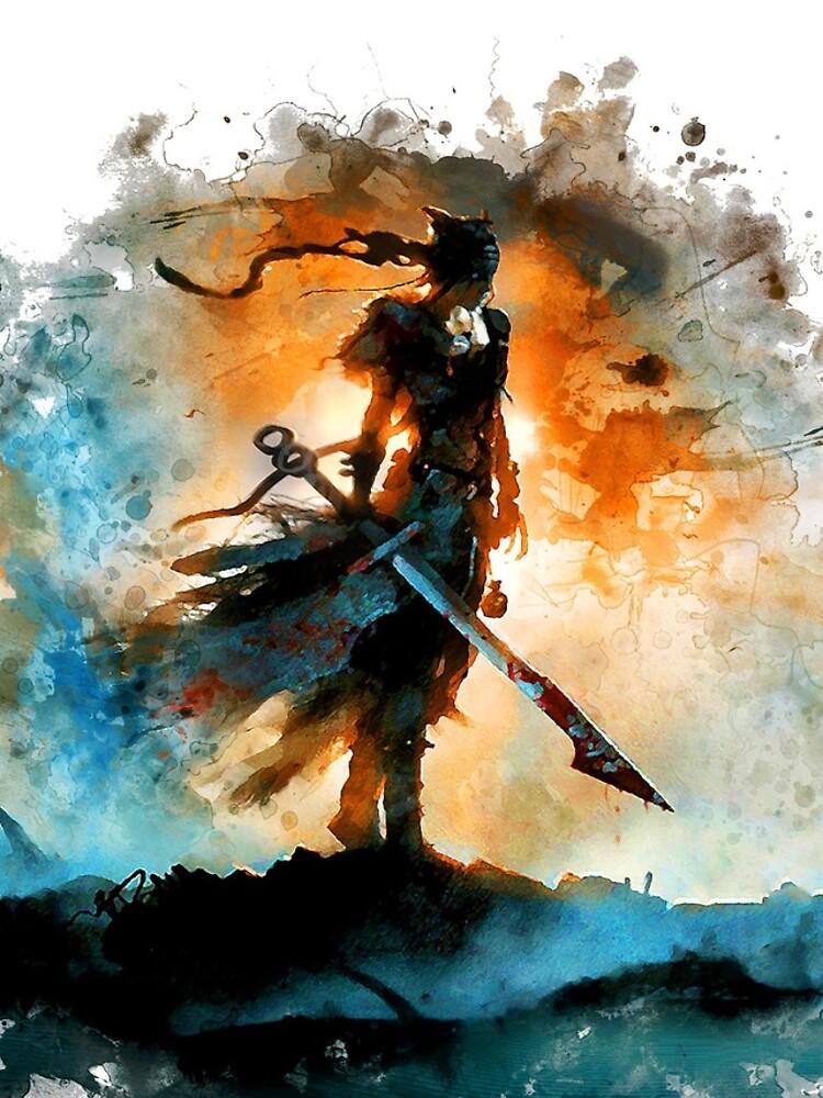 Hellblade Senua's Sacrifice by TortillaChief