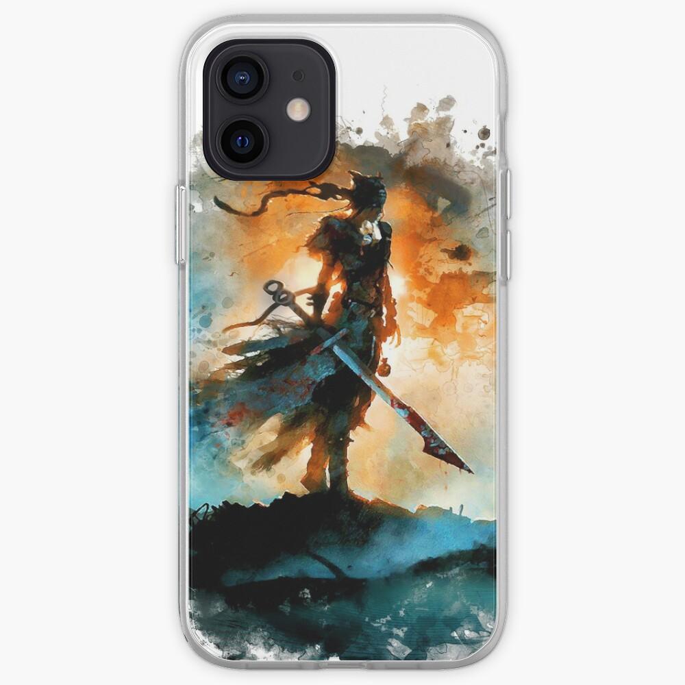 Hellblade Senua's Sacrifice iPhone Case & Cover