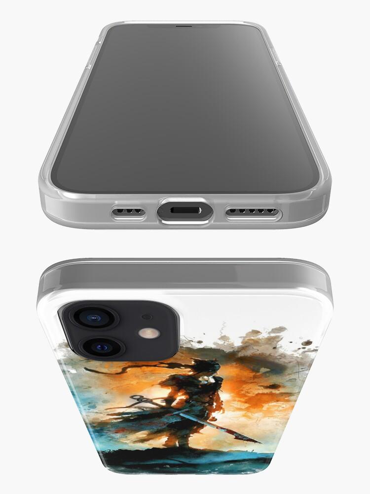 Alternate view of Hellblade Senua's Sacrifice iPhone Case & Cover