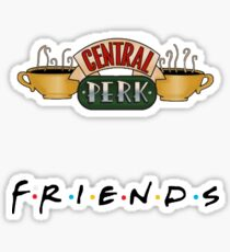 Friends Show Pack (STICKER 2PACK) Sticker