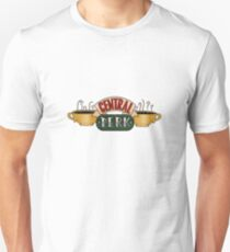 Friends Show Pack (STICKER 2PACK) T-Shirt