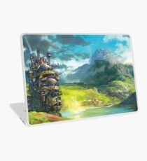 Howl's moving castle Laptop Skin