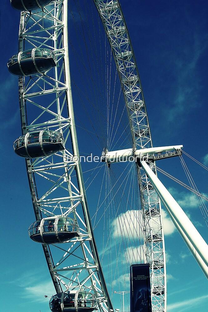 London Eye, September 2007 by wonderfulworld