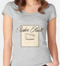 Parker Knoll Women's Fitted Scoop T-Shirt