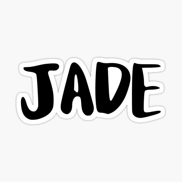 Jade Gifts Merchandise Redbubble