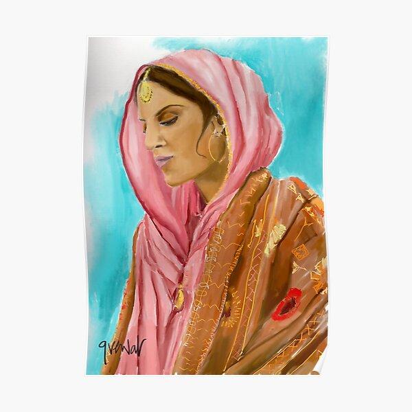 Punjabi Beauty  Poster