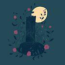 The Tower Overgrown by Stephanie Kenzie