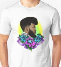 Khalid Portrait - Let's Go Unisex T-Shirt