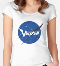 Nasatron Women's Fitted Scoop T-Shirt