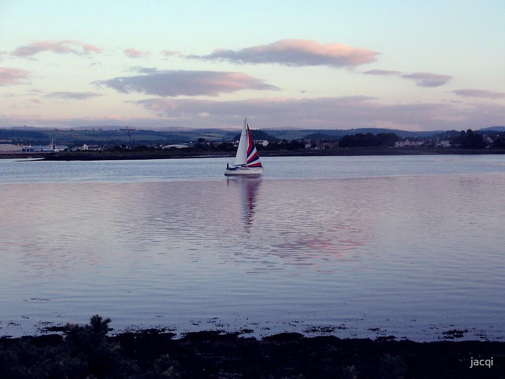 Sailing by jacqi