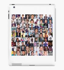 Blake Jenner Collage - Many Items Available iPad Case/Skin