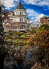 Huntingdon House [Gatsby Mansion] by Yukondick