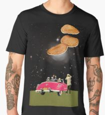 Unidentified flying object Men's Premium T-Shirt