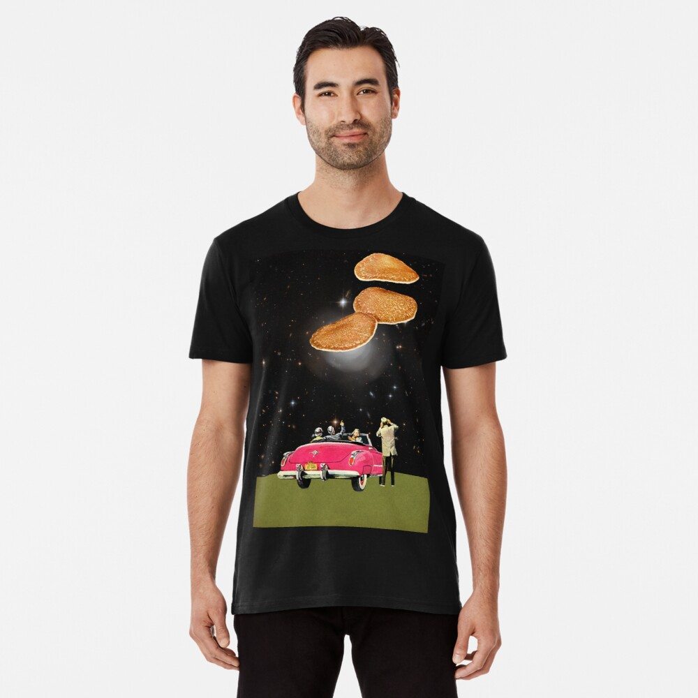 Unidentified flying object Premium T-Shirt