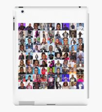 Alex Newell Collage - Many Items Available iPad Case/Skin