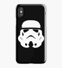 Trooper Minimal iPhone Case/Skin