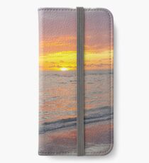 Tranquil Sunset iPhone Wallet/Case/Skin