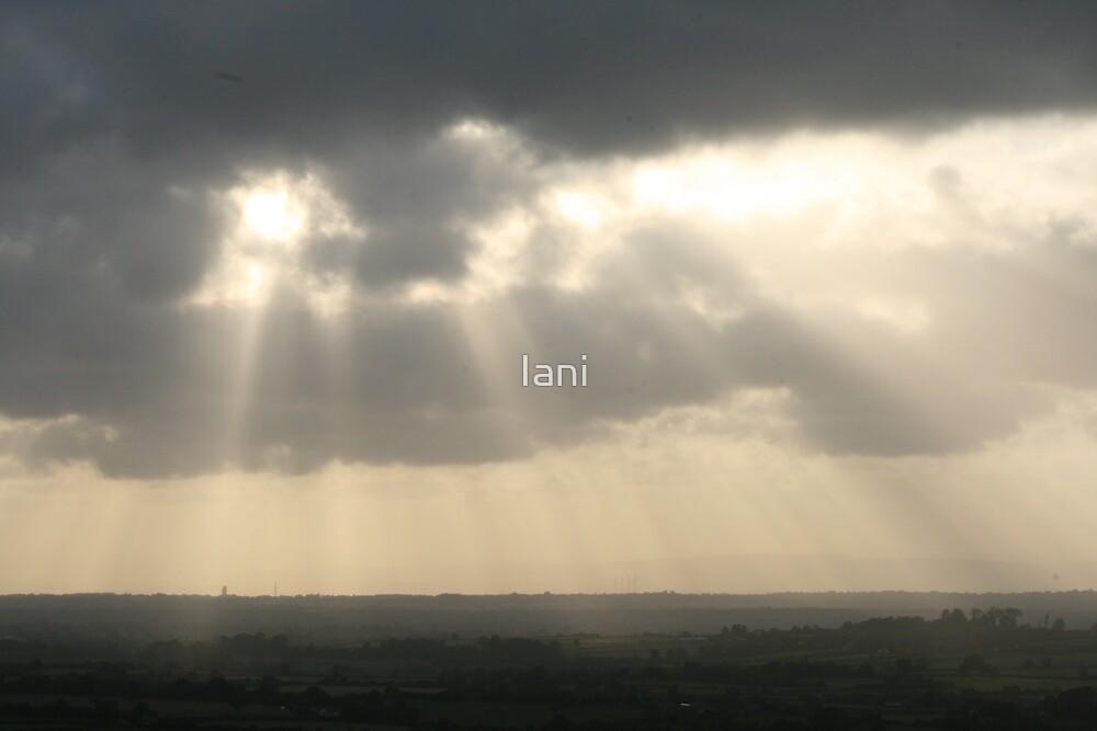 Rays of Light by Iani