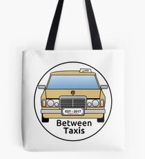 Between Taxis Original Logo Tote Bag
