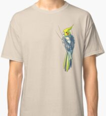 Pied Nymphensittich Classic T-Shirt