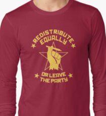 The Communist PARTY shirt T-Shirt