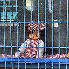 Jailed Jester by hynek