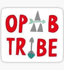Montana Tribe Sticker