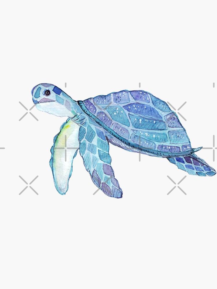 sea turtle by kareanddesign
