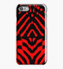 I Cross The Void Beyond The Mind iPhone Case/Skin
