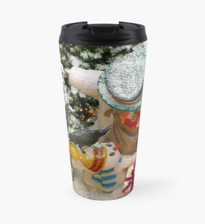 Can i open it now Daddy? Travel Mug
