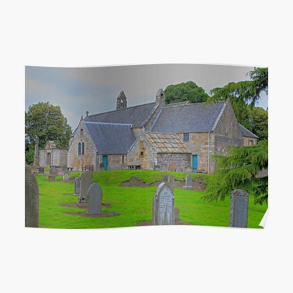 Abercorn Church Poster