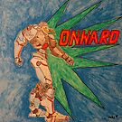 Onward Robot by leahpeah