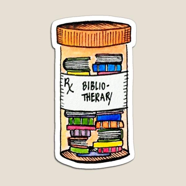 Prescription for Books Magnet