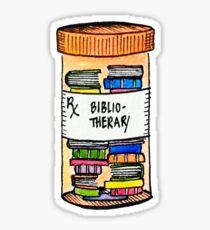 Prescription for Books Sticker