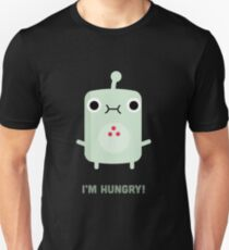 Little Monster - I'm Hungry! Slim Fit T-Shirt
