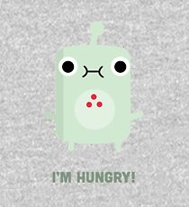 Little Monster - I'm Hungry! Kids Pullover Hoodie