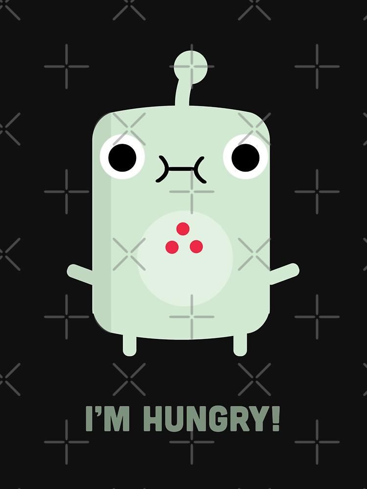 Little Monster - I'm Hungry! | Unisex T-Shirt
