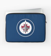 Winnipeg Jets Laptop Sleeve