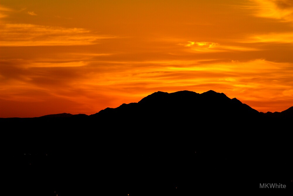 Vegas Sunrise HDR 2 by MKWhite
