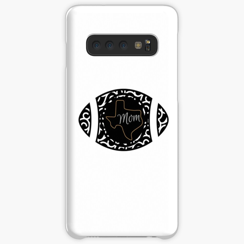 Texas Football Mom Cases & Skins for Samsung Galaxy