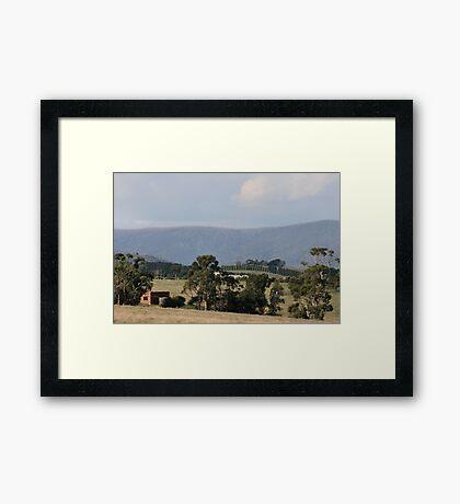 Doreen Country Framed Print