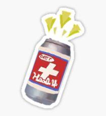 Everyone, drink up! Sticker