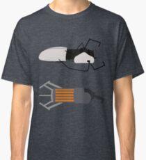 Gravity and Portal Gun Classic T-Shirt