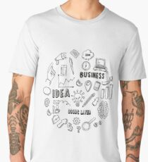 GOODS LAYER Men's Premium T-Shirt