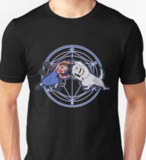 Fullmetal Fusion Ha! T-shirt ajusté