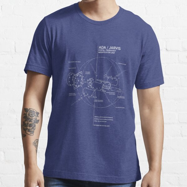 ingress : ADA/Jarvis central core unit Essential T-Shirt