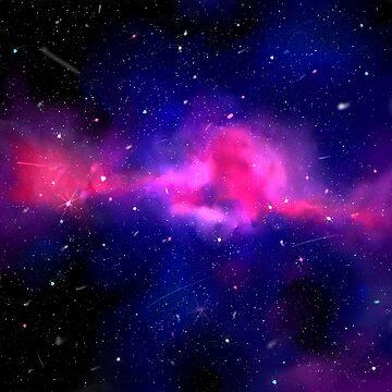 Galaxy by storydawning