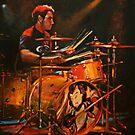 Drummer by Jean Hildebrant