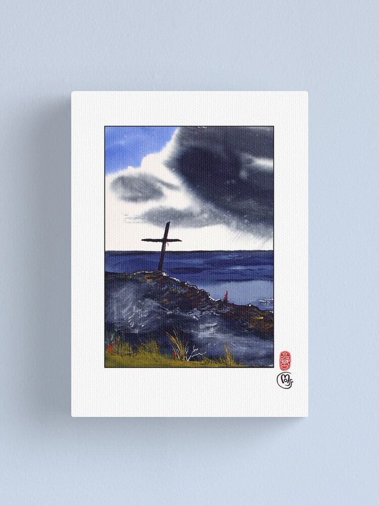 Alternate view of Fisherman's Rest Canvas Print